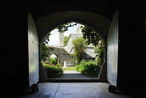 Visiting Buckland Abbey