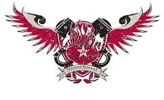 DNC Winged Crest