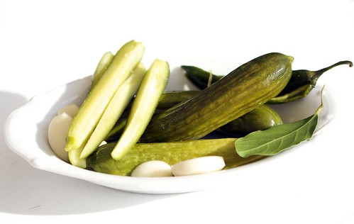 Pickles and Garlic