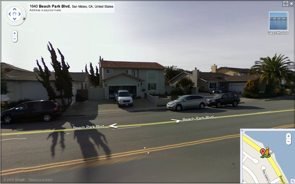 Mikey Arroyo Property Google View
