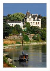 River-view loire (Don Pedro de Carrion de los Condes !) Tags: river loire rivier paysdeloire donpedroloire challones