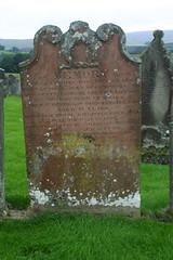 James Jardine Grave - 1816?