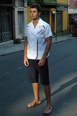 Despidos de sobriedade (Dez/06) (Faby Diniz) Tags: revista moda editorial casual elegante masculino modarevista