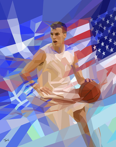 Nick Calathes: The Greek American basketball hero / Charis Tsevis