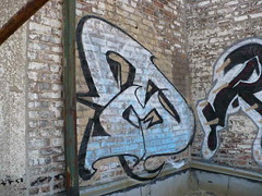 TDM (Billy Danze.) Tags: chicago abandoned graffiti tdm dtek