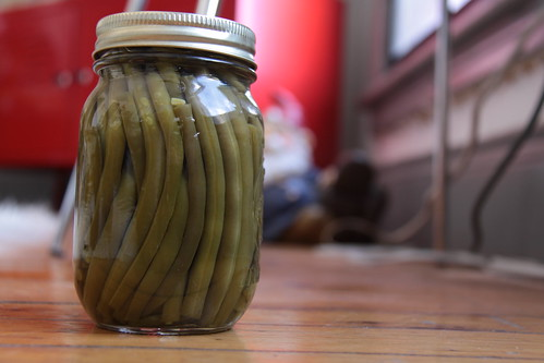 How to stop pickles and fruit from floating when preserving