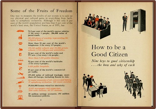 Good Citizen: The Rights and Duties of an American