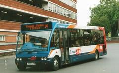 Stagecoach Cheltenham & Gloucester  47550 VX07...