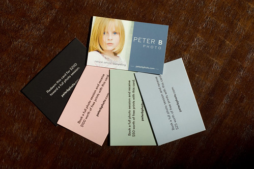 Peter B Gift Cards