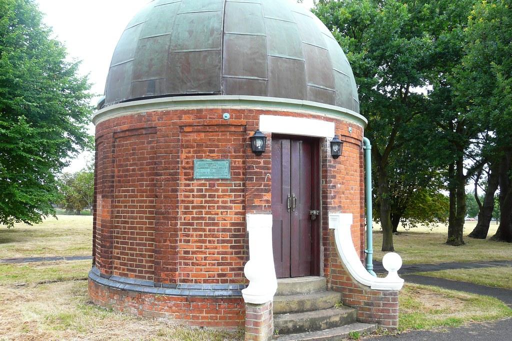Aldershot telescope