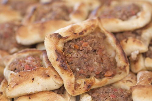 3971919420 985226586e Sfiha Baalbakiye  Miniature Minced Lamb Pies, Baalbeck & Wine Country