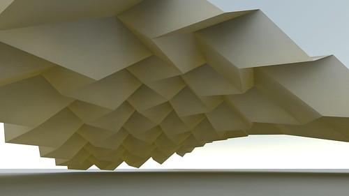 Generalization of Rigid Foldable Quadrilateral Penels Origami