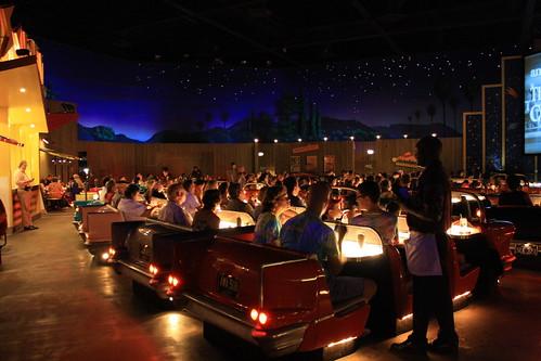 Sci-Fi Drive-In Theater