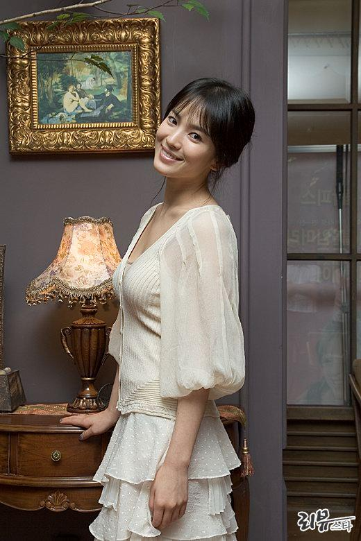 Song Hye-Gyo (송혜교) Sexy Gallery