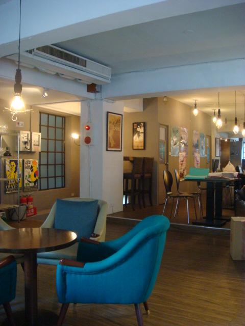 Cafe Bastille I 3