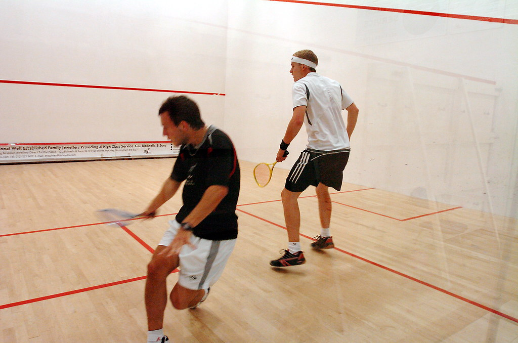Warwickshire Racketball Championships sponsored by PROACT Financial