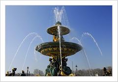 Place-de-la-Concorde (Don Pedro de Carrion de los Condes !) Tags: paris france fountain tour eiffel toureiffel concorde frankrijk francia fontaine parijs placedelaconcorde tourisme lafrance donpedro fontein eiffeltoren toerisme