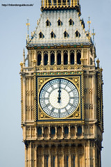 The Clock Tower - Palace of Westminster