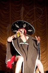 Miss Cissy P (Raquel Rouge) Tags: uk halloween photography leicestershire tequila mexican striptease sombrero burlesque burlesquephotography hugglescote darkteasersgarterlounge rachelspivey misscissyp rachelspiveyphotographer