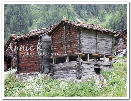 Zermatt_Zmutt防鼠小屋