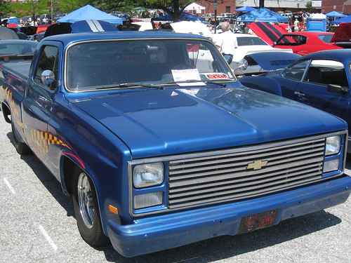 1985 chevy truck. Custom 1985 Chevy C10