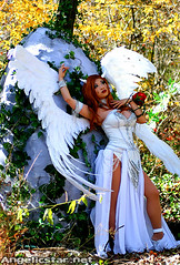 dawn6 (yayahan.com) Tags: angel joseph dawn for michael costume wings heaven cosplay earth birth egg hell goddess redhead demon devil cry yaya rebirth han linsner angelicstar