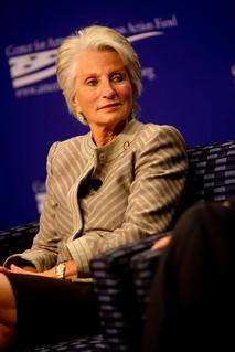 From http://www.flickr.com/photos/7513136@N05/4080647761/: Representative Jane Harman