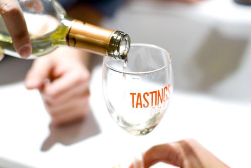 Tastings glass