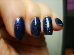 Essie Starry Starry Nights - frazzle (ballekarina) Tags: nail polish