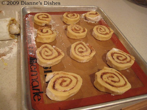 Pumpkin Cinnamon Rolls: Ready for Butter and Sugar