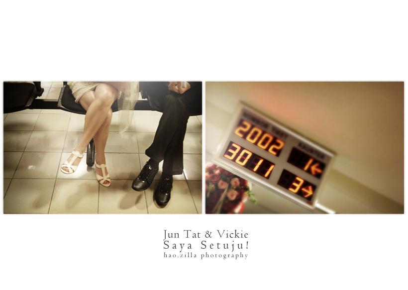 "JT & Vickie's ""Saya Setuju"" R.O.M 007"