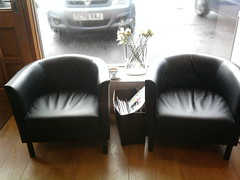 chairs at window (DFSHAW) Tags: norma hairdressers elitehair