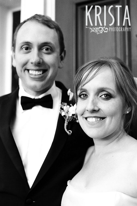 Hingham Wedding - Black & White Film