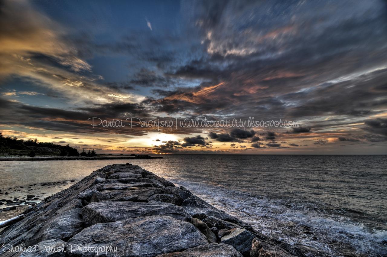 batu & sunset