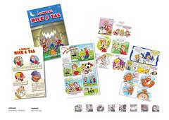 Gibi (eduardowestin) Tags: comics mice hq tal gibi quadrinhos revistinha micotico