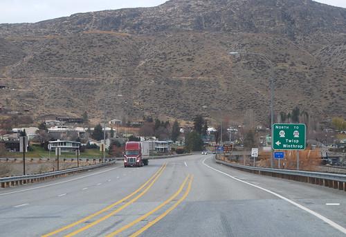 US 97 @ SR 153