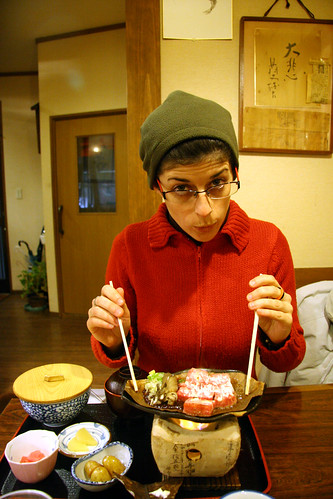 Takayama - hida Beef - me lo como