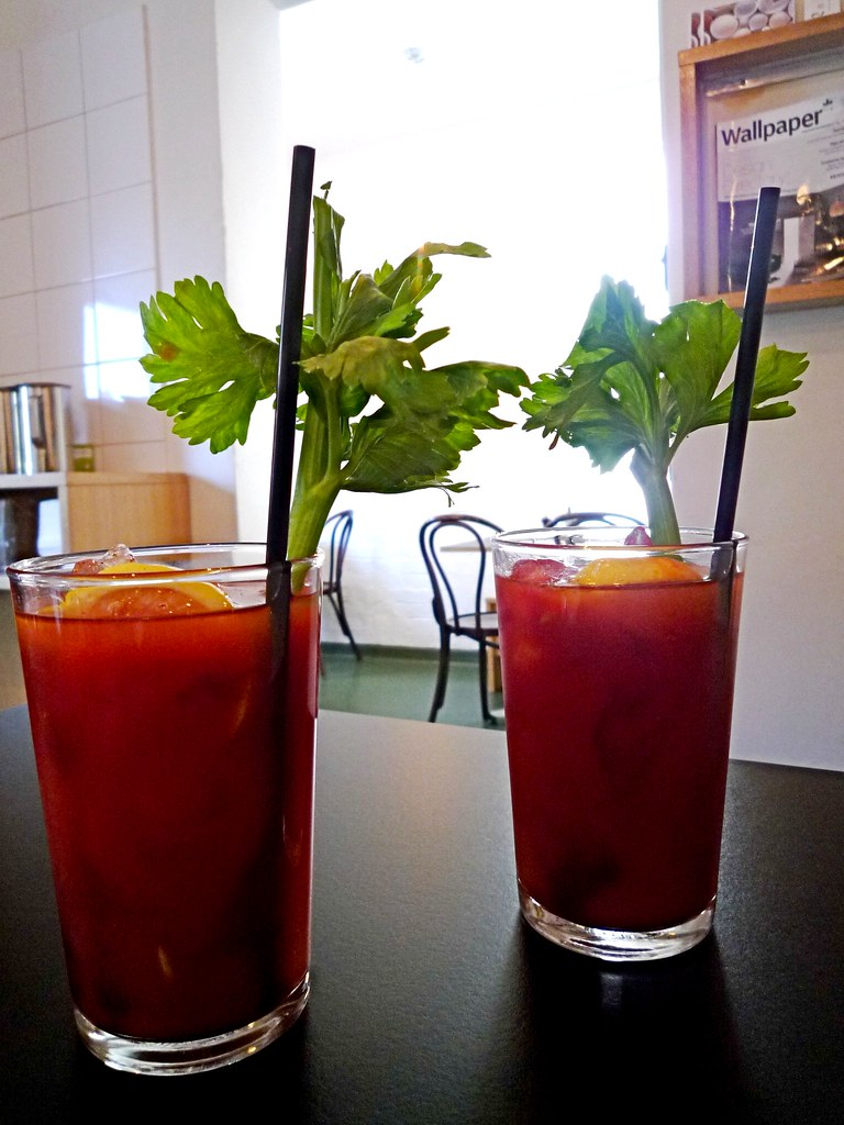 Superstar DJ Bloody Marys