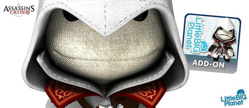 Sackboy Assassin's Creed II Ezio