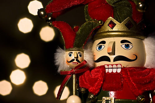 Picture Advent Day 5 - December 5th - Nutcracker Jester, An Early Christmas Gift For Katie :)