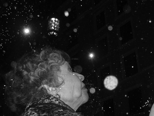 Snowflakes in Glendale