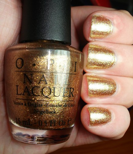 Dazzled by Gold