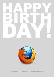 Happy Birthday Firefox!
