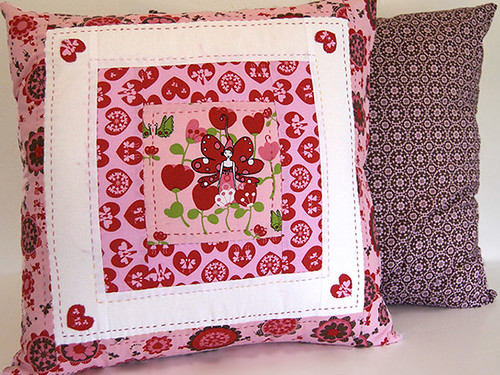 Fairy cushions