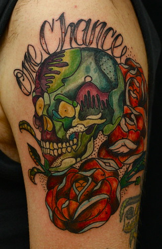 monkey Wrench tattoo