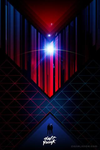 Levy Buzz Daft Punk Wallpaper