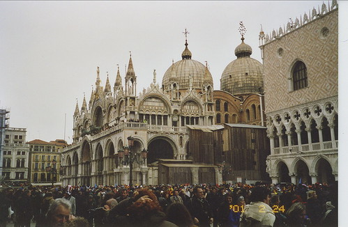 2001-02-24 Venice Italy San Marco Piazza
