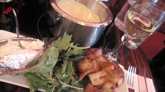 Cheese Fondue - Taureau
