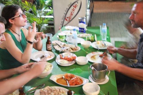 Fish Market - comensales