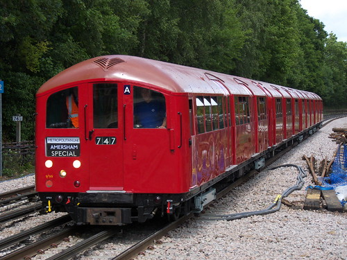 1938 stock approaches to Croxley